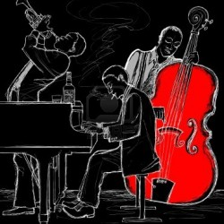 11256944-vector-illustration-d-39-un-groupe-de-jazz